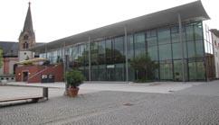 Umbau und Erweiterung Stadttheater Aschaffenburg