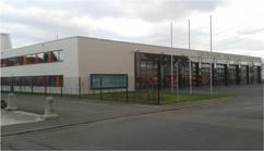 Neubau Feuerwehrhaus Kleinostheim