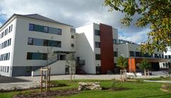 Umbau, Sanierung und Erweiterung der Karl-Amberg-Schule Alzenau