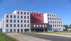 Neubau Betriebsgebäude mit Werkstatt Sailauf