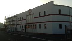 Erweiterung Industriegebäude in Kleinostheim