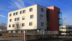 Neubau Büro- und Verwaltungsgebäude der Lebenshilfe Aschaffenburg