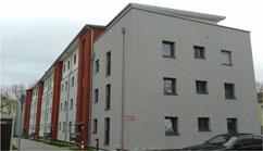 Umbau und Sanierung Mehrfamilienwohnhaus in Aschaffenburg