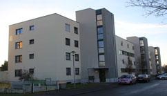 Modernisierung und Instandsetzung einer Wohnanlage in Aschaffenburg