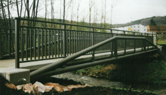 Neubau Brückenbauwerk in Bessenbach OT Keilberg