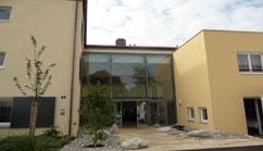 Neubau einer Anlage für Senioren Service Wohnen in Wolfratshausen